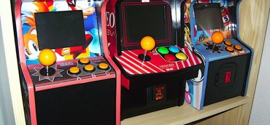Mini Arcades
