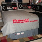 Look mom a Nintendo Bed