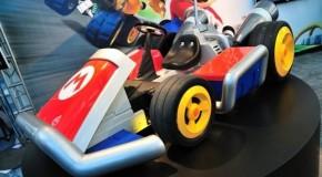 Win a Life Size Mario Kart