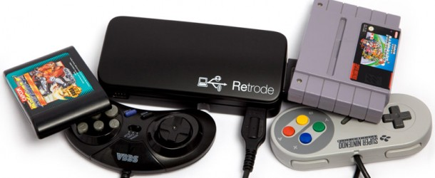 Retrode 2: A Retro Game Adapter For Computers